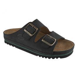 Detail zboží · Scholl Zdravotní obuv AIR BAG Nublined-U - černá vel. 36 48865886774