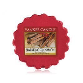Yankee Candle Vonný vosk do aromalampy Třpytivá skořice (Sparkling Cinnamon) 22 g