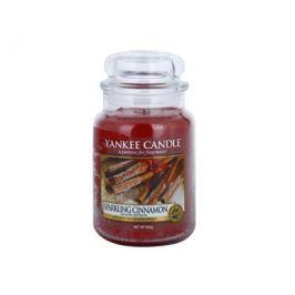 Yankee Candle Vonná svíčka Classic velký Třpytivá skořice (Sparkling Cinnamon) 623 g