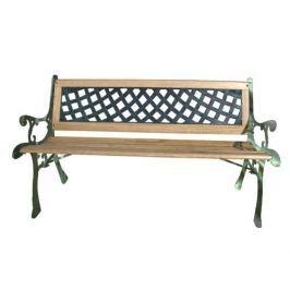 HAPPY GREEN Zahradní lavička  504030 Classic