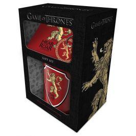 Game of Thrones HRNEK-KLÍČENKA-TÁCEK/LANNISTER