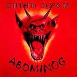 CD Uriah Heep : Aboming