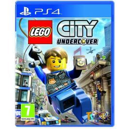 WARNER BROS PS4 - Lego City Undercover