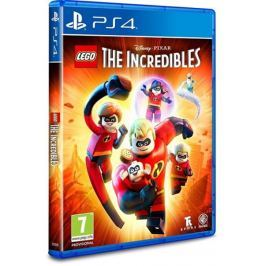 Warner Bros. LEGO The Incredibles PS4 (15.6.2018)