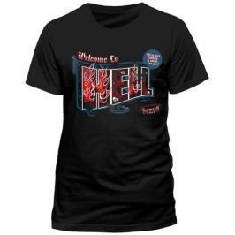 Supernatural - Welcome To, pánské tričko L