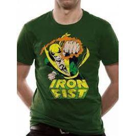 Marvel Comics - Iron Fist, pánské tričko L
