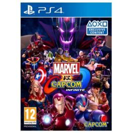 CAPCOM PS4 - Marvel vs  Infinite