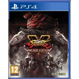 Capcom PS4 - STREET FIGHTER V ARCADE EDITION