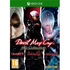 WARNER BROS XOne - Devil May Cry HD Collection