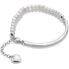 Hot Diamonds Stylový náramek Festival Mother of Pearl DL303