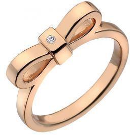 Hot Diamonds Bicolor prsten  Love DR197, 51 mm