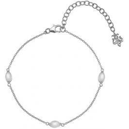 Hot Diamonds Stříbrný náramek  Anais měsíční kámen AB006