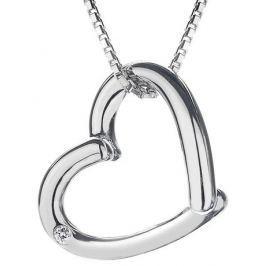 Hot Diamonds Stříbrný náhrdelník  Just Add Love DP214