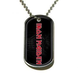 Iron Maiden Dog Tags: Logo, náhrdelník Náhrdelník