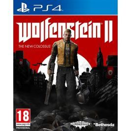 Bethesda Softworks Hry HRA PS4 Wolfenstein II The New Colossus