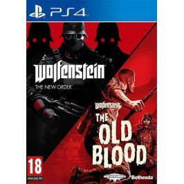 CAPCOM PS4 - WOLFENSTEIN THE NEW ORDER AND THE OLD BLOOD