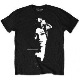 Amy Winehouse - Scarf Portrait, dámské tričko S