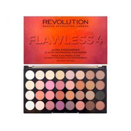 Makeup Revolution Oční stín  London  - Flawless 4 20 g