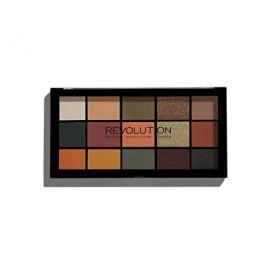 Makeup Revolution Paletka 15 očních stínů Re-Loaded Palette Iconic Division 16,5 g