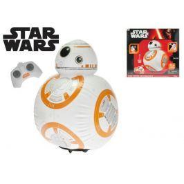 Mikro Trading a.s. Star Wars RC Jumbo BB8 nafukovací 43cm plná funkce na baterie se zvukem v krabic