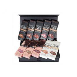 Makeup Revolution Trezor plný retro luxusních sad na rty Retro Luxe Lip Vault
