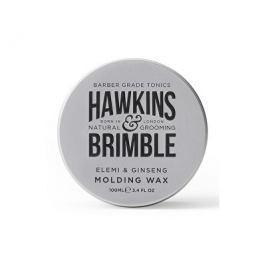 Hawkins & Brimble Hawkins & Brimble Vosk na vlasy s vůni elemi a ženšenu (Elemi & Ginseng Molding Wax) 100 ml