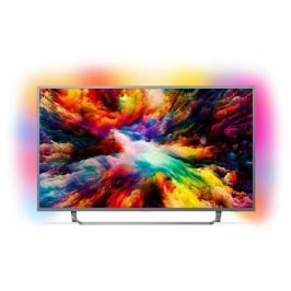 Philips 50PUS7303/12, 50 Ultra Slim 4K LED TV DVB T/C/T2/T2-HD/S/S2 3-sided ambi