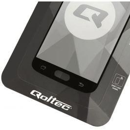 Qoltec tvrzené ochranné sklo pro smartphony Samsung J7 2017 5D Full covered BK