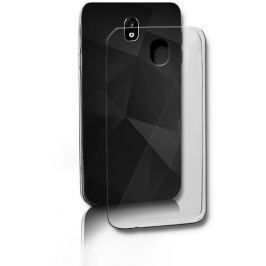Qoltec Pouzdro na iPhone 6 | Silicon | Black