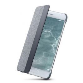 Huawei Pouzdro na mobil flipové  Smart View pro P10 - světle šedé
