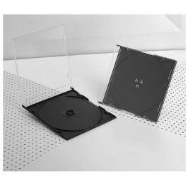 Intenso foto Gembird  CD 1 obal tenký, černý, 200 ks