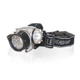 Sportwell Svítilna čelová SW 19 + 2 LED