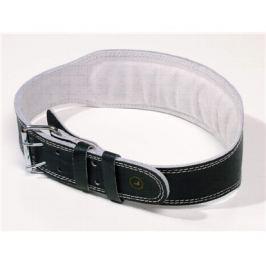 Sportwell Pás kožený na silová cvičení a vzpírání šíře 10 cm, velikost L