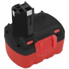 Qoltec Power tools battery for Bosch GSR 14, 4VE-2 | 3000mAh | 14,4V