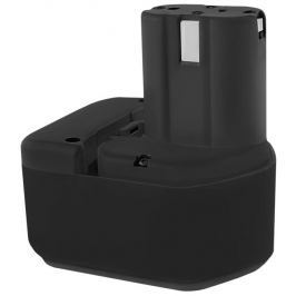 Qoltec Power tools battery for Hitachi EB12B EB1214L | 2000mAh | 12V