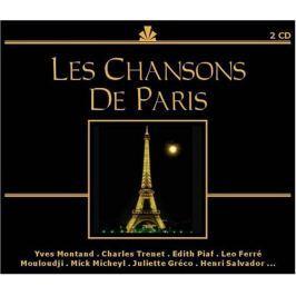 CD VA : Les Chansons de Paris