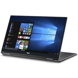 """Dell XPS 13 Touch (9365)/ i7-7Y75/ 8GB/ 256GB SSD/ 13.3"""" FHD dotykový/ W10/ čern"""