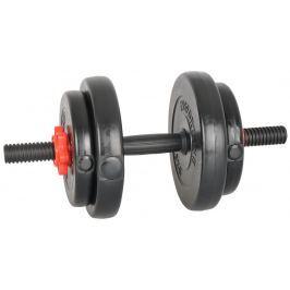 inSPORTline Jednoruční nakládací činka  3-9 kg - D