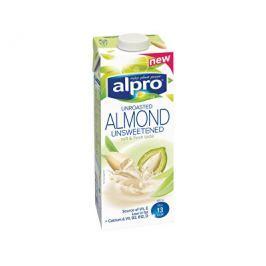Alpro Mandlový nápoj nepražený, neslazený 1l