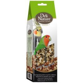 Deli Nature SNACK AGAPORNIS,PARAKEETS-NUTS 130g