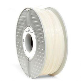 Verbatim Vlákno PLA pro 3D tiskárny, transparentní, 2,85 mm, 1kg, cívka,
