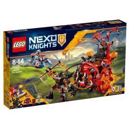 LEGO Stavebnice ® Nexo Knights 70316 Jestrovo hrozivé vozidlo