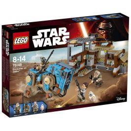 Star Wars Stavebnice Lego®  TM 75148 Encounter on Jakku - Setkání na Jakku