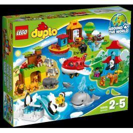 Stavebnice LEGO® DUPLO 10805 Cesta kolem světa