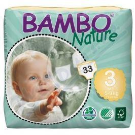 ABENA BAMBO Nature Midi plen.k. 5-9kg 33ks