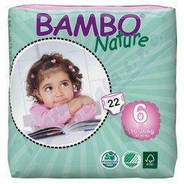 ABENA BAMBO Nature XL plen.k. 16-30kg 22ks
