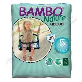 ABENA BAMBO Nature Pants Junior navl.plen.k.trénink 20ks