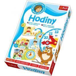 TREFL Vzdělávací hra Hodiny