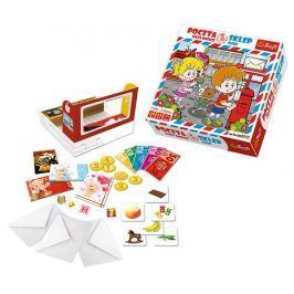TREFL Hra Pošta a obchod 2v1