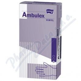TORUNSKE ZAKLADY Ambulex Vinyl rukavice vinylové pudrované M 100ks